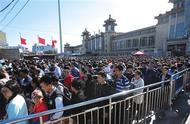 今迎返程高峰58万人将乘火车抵京