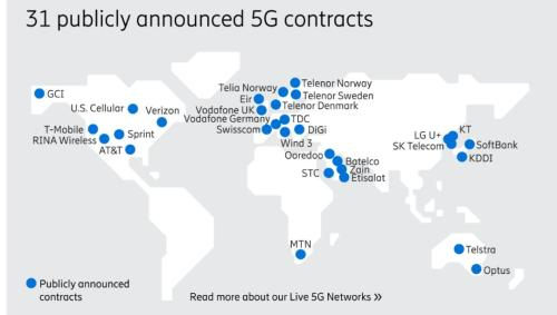 突然!华为最大竞争对手,砸75亿给美国和解了!承认向五国行贿,在全球跟华为火拼5G!