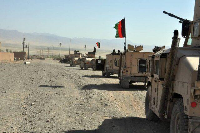 阿富汗政府军挫败塔利班袭击?打死25名武装分子