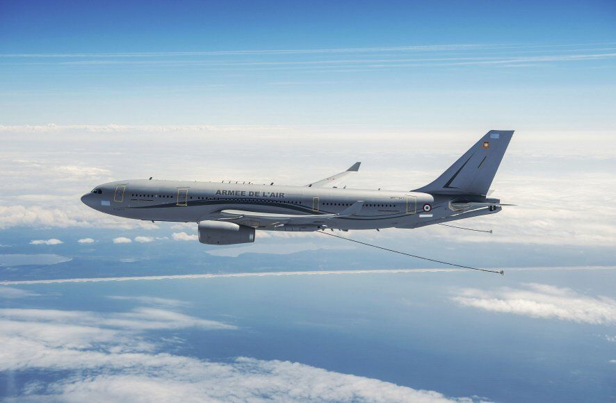 法国又采购3架A330-200多用途加油机?总数达到15架