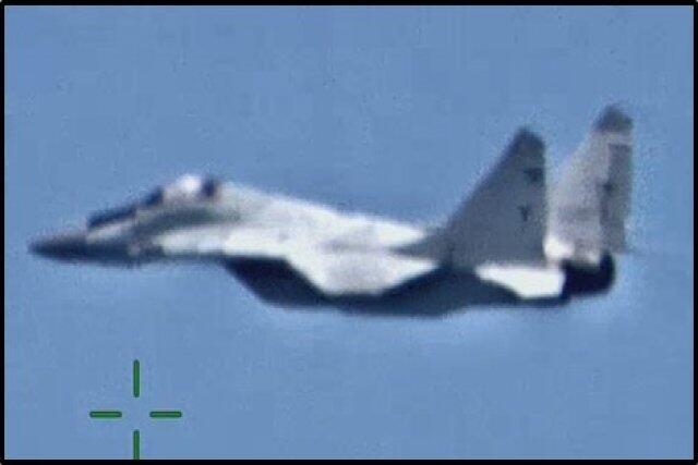 美媒:已有至少两架米格29战机在利比亚坠毁
