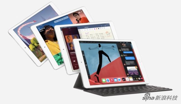 第八代iPad是个低价的平板