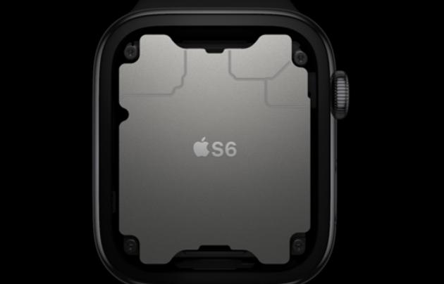 Apple Watch Series 6用上了更强的处理器