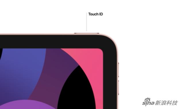 Touch ID跟电源键结合