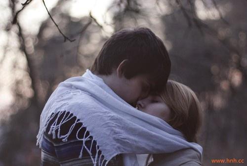 下次见面我一定要拥抱你,用尽全身力气