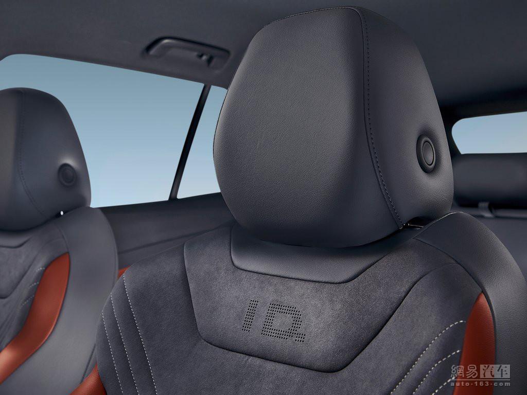 MEB平台首款SUV续航520km 大众ID.4首发