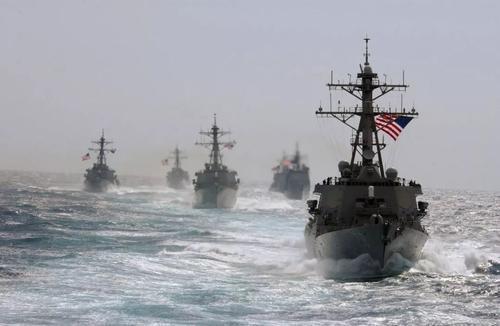 """台媒:""""中科院""""昨晚试射导弹时解放军情报船就在外海,至今未走"""