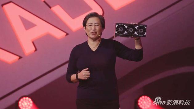 AMD又放大招