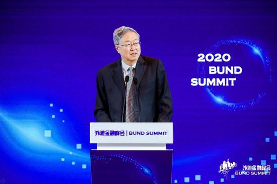 中国人民银行原行长 周小川