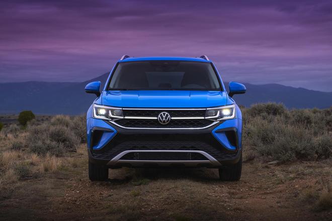 又是一款区别对待车型 大众Taos什么来头?