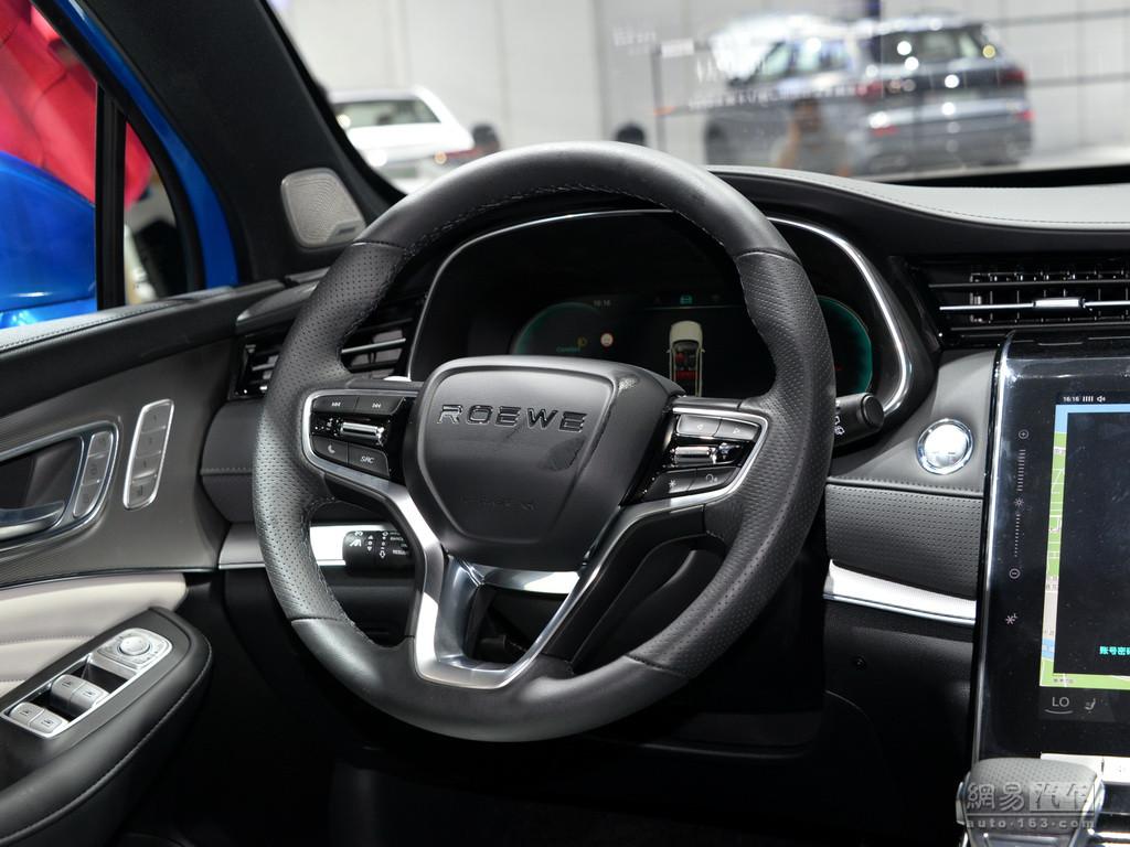 车展正式上市 新款荣威RX5 MAX展前曝光