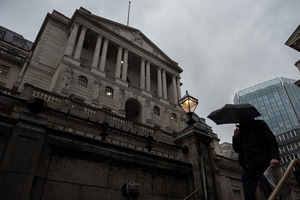 英格兰银行。人民视觉 资料图