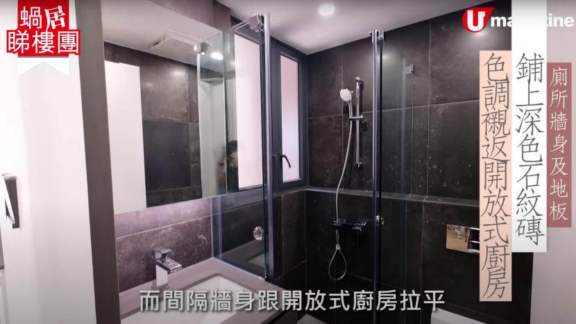 香港30㎡阴暗老屋变身时尚家 连地板都是收纳柜