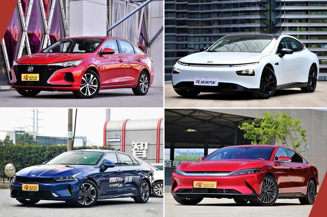 回顾2020年最热门轿车 自主品牌真争气