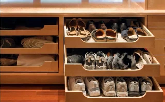 家里鞋子杂乱很抓狂?鞋柜设计6要点帮你解难!