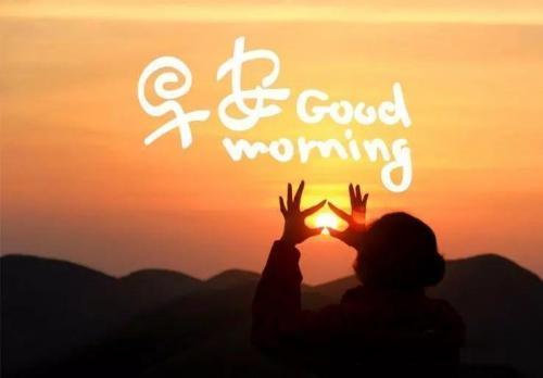 精致走心的早安句子合集,简单温暖