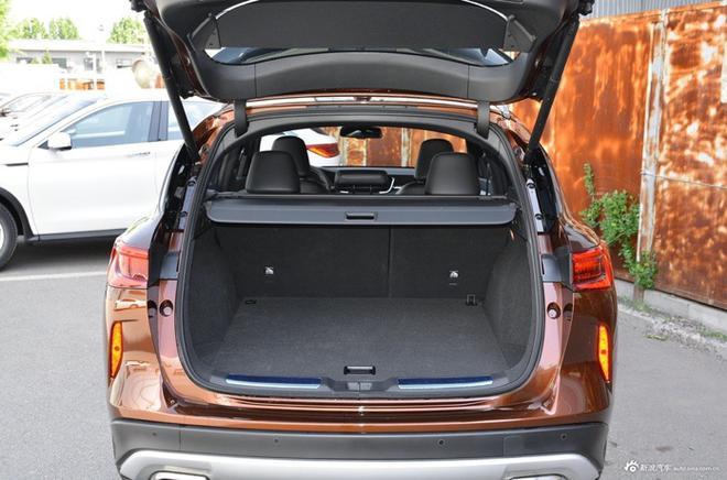 时尚范儿是重点 四款豪华品牌SUV推荐