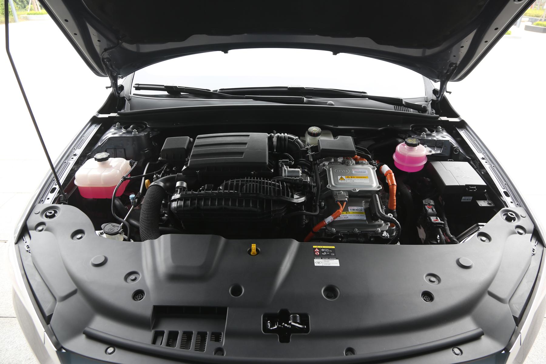 百公里油耗3.8升 秦PLUS超级混动即将预售