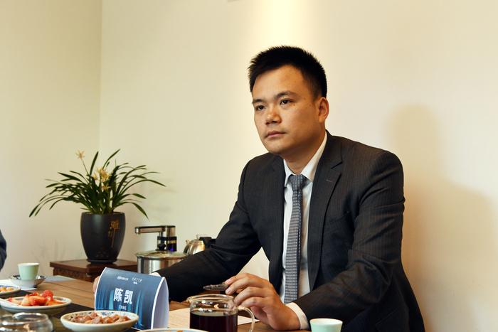CBRE上海战略顾问部负责人陈凯
