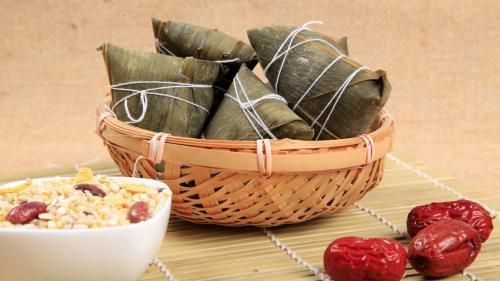 关于端午节描写包粽子的日记范文
