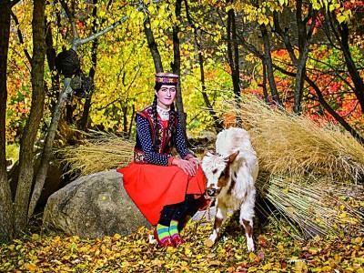 帕米尔高原上的仪式感——塔吉克族环境肖像摄影纪实