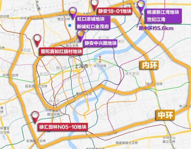 2016-2018年市区宅地位置图
